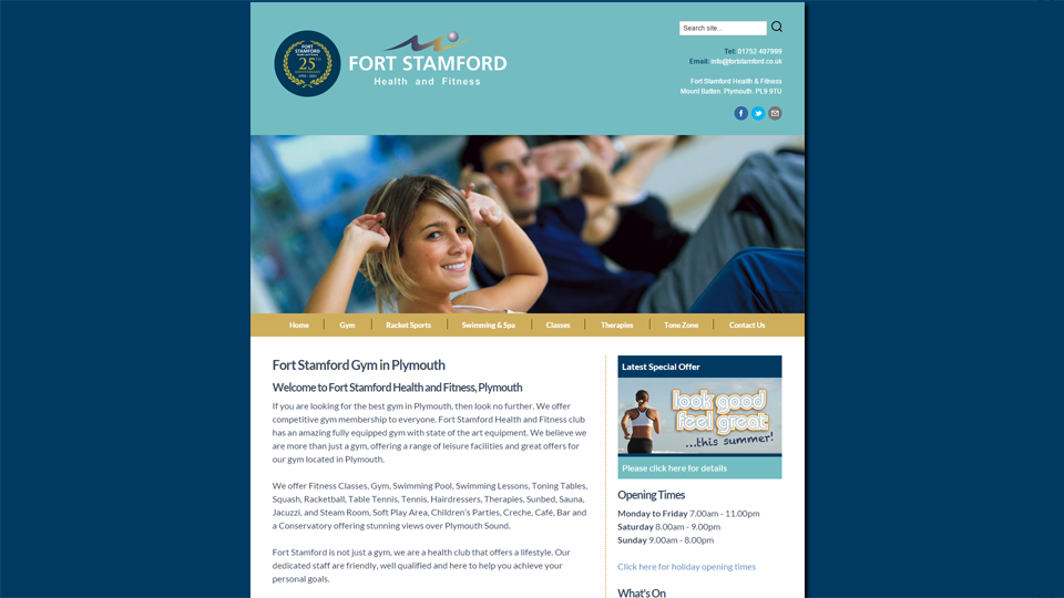 Fort Stamford Health & Fitness