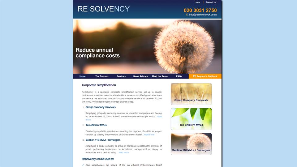 resolvency